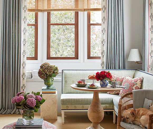 Home Crush: Lilse McKenna's Layered, Lived in, and Loved, New YorkApartment