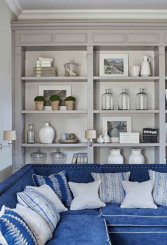 Shelf Life: 7 Tips on StylingBookshelves